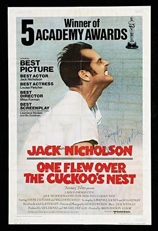 Um Estranho no Ninho (1976) Curiosidades sobre os 85 vencedores do Oscar de Melhor Filme   Blog do Curioso, por Marcelo Duarte