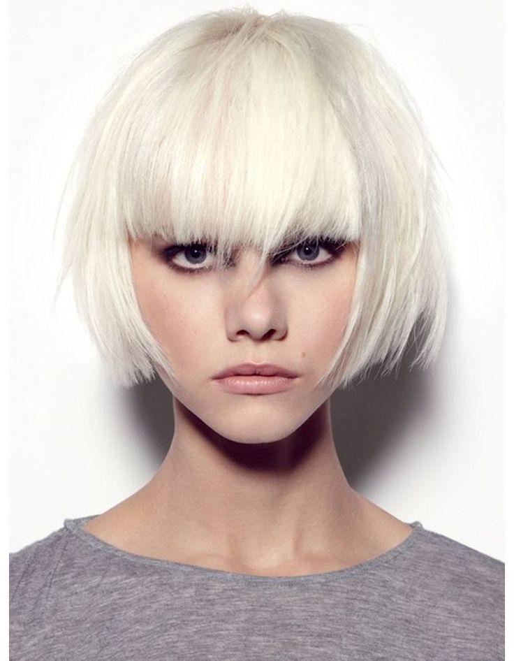 Modèle coupe cheveux court hiver 2015: