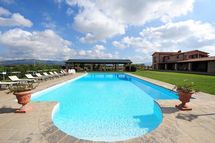 Accommodation in Tuscany, holiday house Brancoleta
