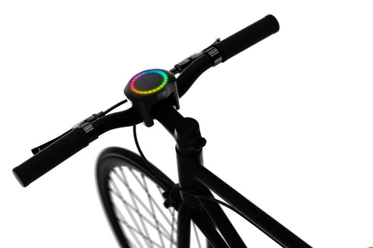 smarthalo Fahrrad Navi, Licht, Assistent, Diebstahlschut