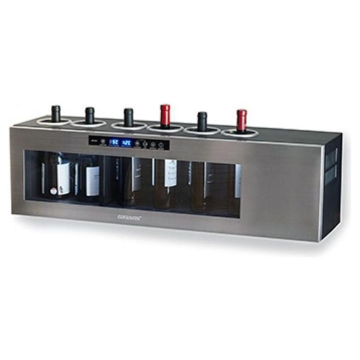 #винный #холодильник #Cavanova OW006C-2T  Цена 55000 рублей  Винный холодильник OW006C-2T был специально спроектирован для использования в барах и ресторанах. Его стильный дизайн позволяет вписаться практически в любой интерьер.   Купить  http://shop.webdiz.com.ua/goods/vinnyj-holodilnik-cavanova-ow006c-2t/