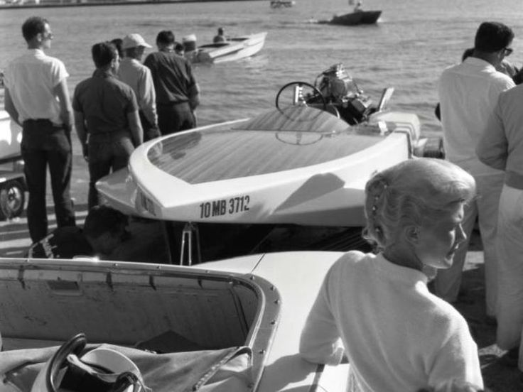 Colorado River Porn - Fremont Boat Drags 1961 by Bill Hewitt
