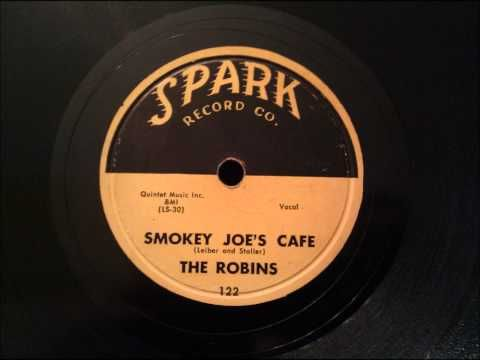 ▶ Robins - Smokey Joe's Cafe - Mid 50's R&B Classic - YouTube