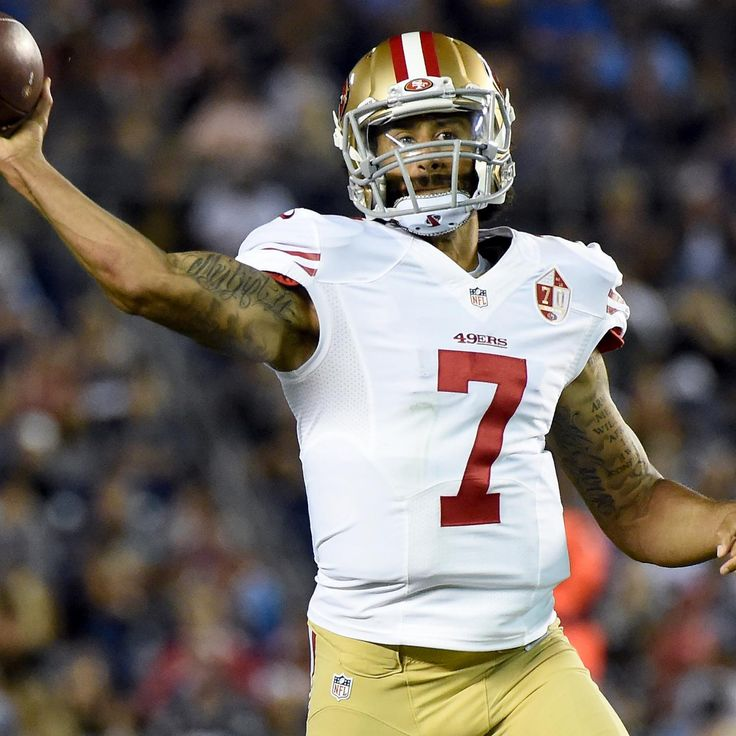 Colin Kaepernick Has 49ers' Top-Selling Jersey Since National Anthem Protest | Bleacher Report
