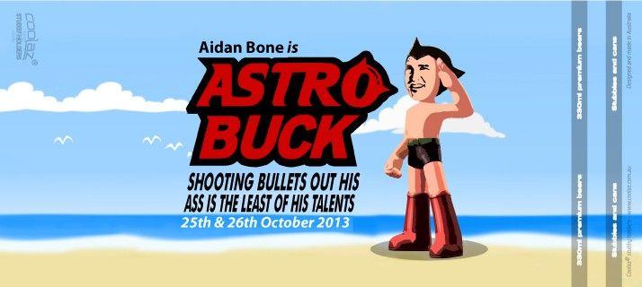 Custom Design - Bucks stubby holders!