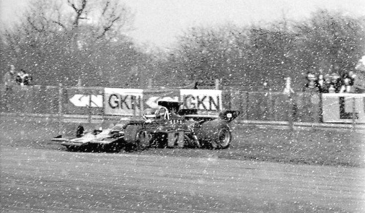 Neve e corse automobilistiche: un binomio spesso poco...fortunato