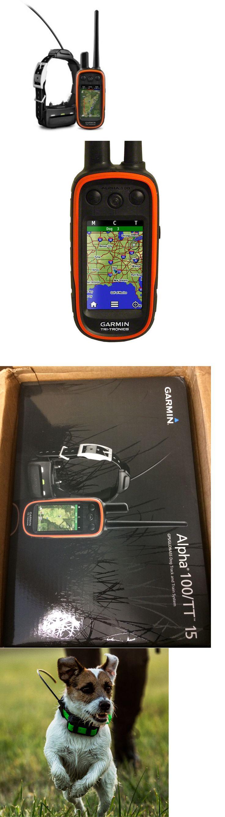 Hunting Dog Supplies 71110 Garmin Alpha 100 Combo With