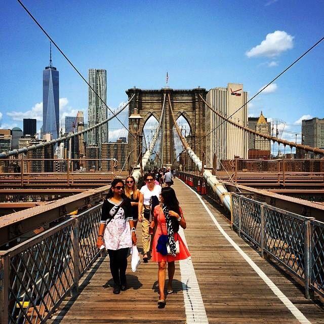 Brookline Bridge, New York
