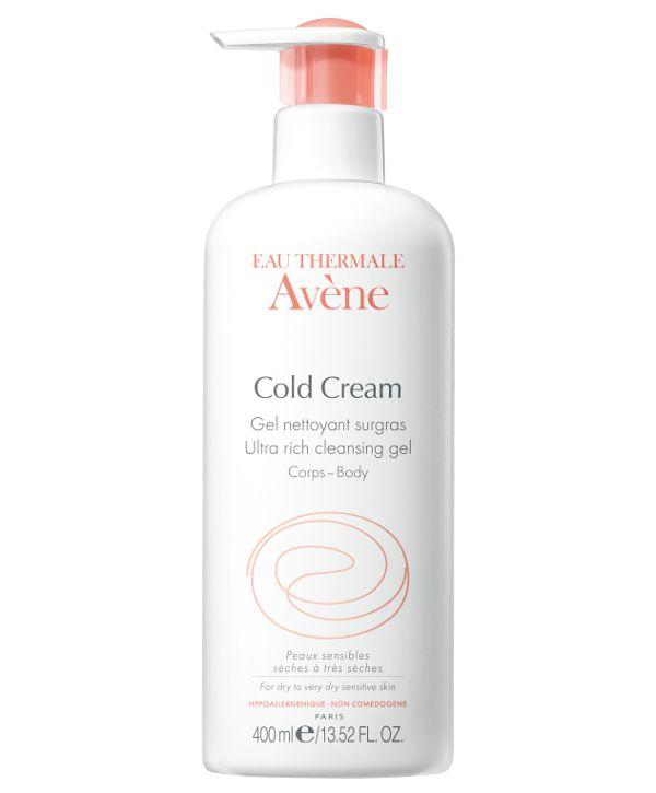 Cold Cream Gel nettoyant surgras