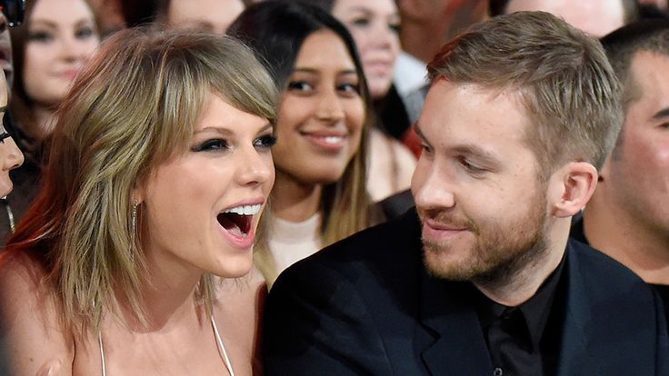 Did Calvin Harris just mentioned Taylor Swift on Twitter? #CalvinHarris, #TaylorSwift