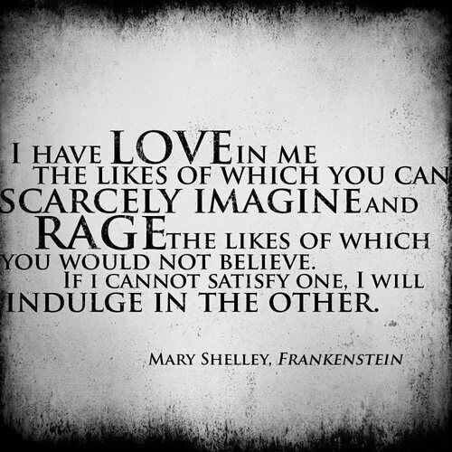 who is the real monster in frankenstein by mary shelley Who is the real monster in the novel, is it victor frankenstein (the doctor) or his creation and why.