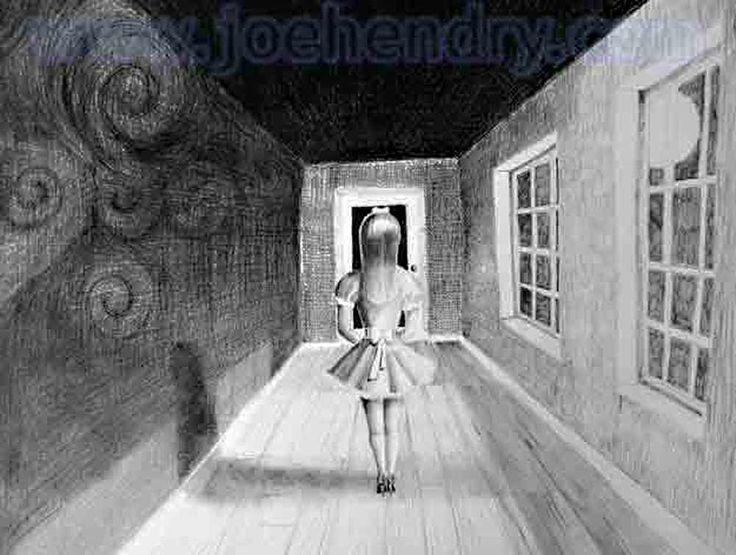 Surreal Alice In Wonderland