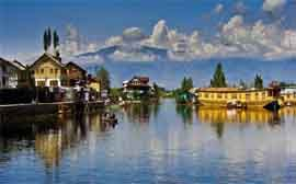 Jammu and Kashmir Tour Honeymoon Volvo Trip Packages From Delhi