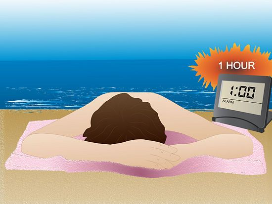 How to Tan Safely: 6 Steps (with Pictures) - wikiHow