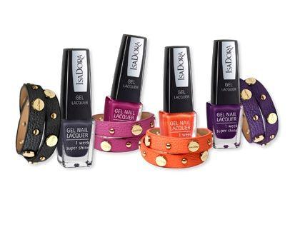 IsaDora reveals AW15 Gel Nail Lacquer shades