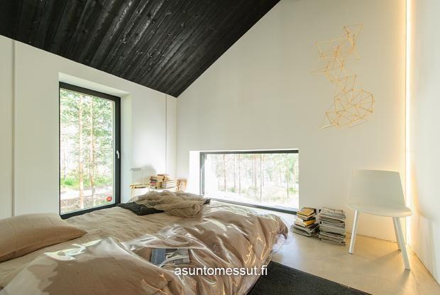 Lammi-Kivitalo Maja - Makuuhuone