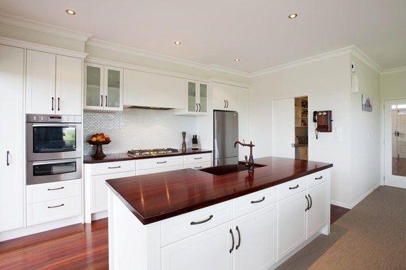 jarrah kitchen benchtop