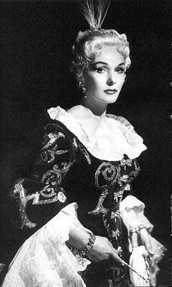 Elisabeth Schwarzkopf, soprano; 1915-2006
