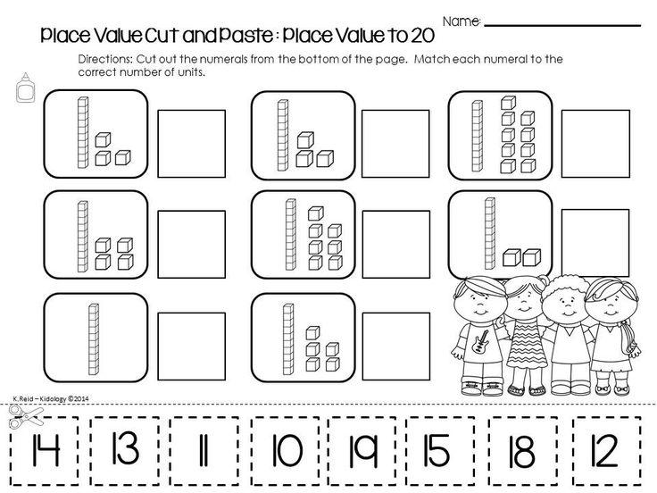 21 best Place Value images on Pinterest Math activities - place value worksheet