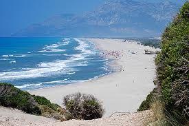 Patara Beach Turkey