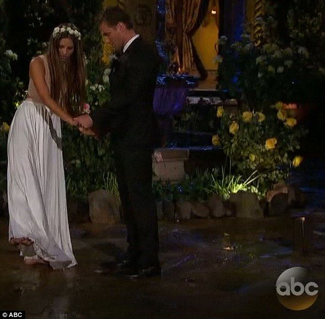 A fake pregnancy, bare feet, chemistry experiments and tears! Juan Pablo greets a gaggle of crazy girls on The Bachelor