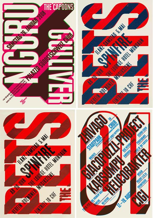 Adrian Glatthorn: Design Inspiration, Graphics Ideas, Adrian Glatthorn, Graphics Poster, Color Plays, Graphics Design2, Design Law, Nice Design, Typography Inspiration