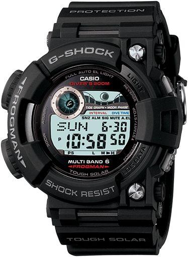 G-Shock GWF1000-1 Frogman Watch
