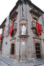 Casa de Allende - San Miguel de Allende - Wikipedia, the free encyclopedia