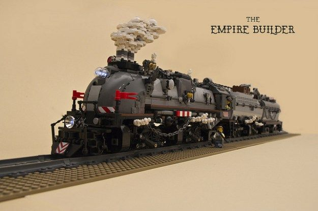 LEGO Train Page 2 | The Brothers Brick | LEGO Blog | Page 2