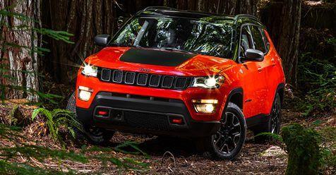 Yağmur ormanları kadar vahşi: 2017 Jeep Compass