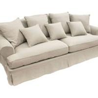 Cape Page Linen sofa