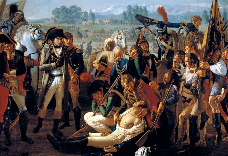 cameliapr: Napoleón en Italia, la batalla de Marengo
