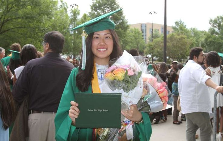Peruvian-born Patricia Granda-Malaver made history at her Georgia high school.