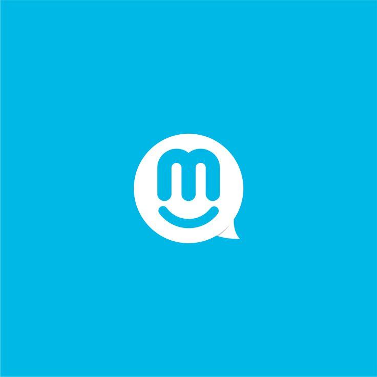m smile chat icon  #logodesign #logodesinger #logo #logos #vector #vectorillustration #vectorlogo #vectorlove #logoinspiration #adobe #illustrator #grapchic #graphicdesign #graphicdesigner #99designs #logoplace #sukabumi #instagram #instalogo #design #designer #like4like #likeforlike