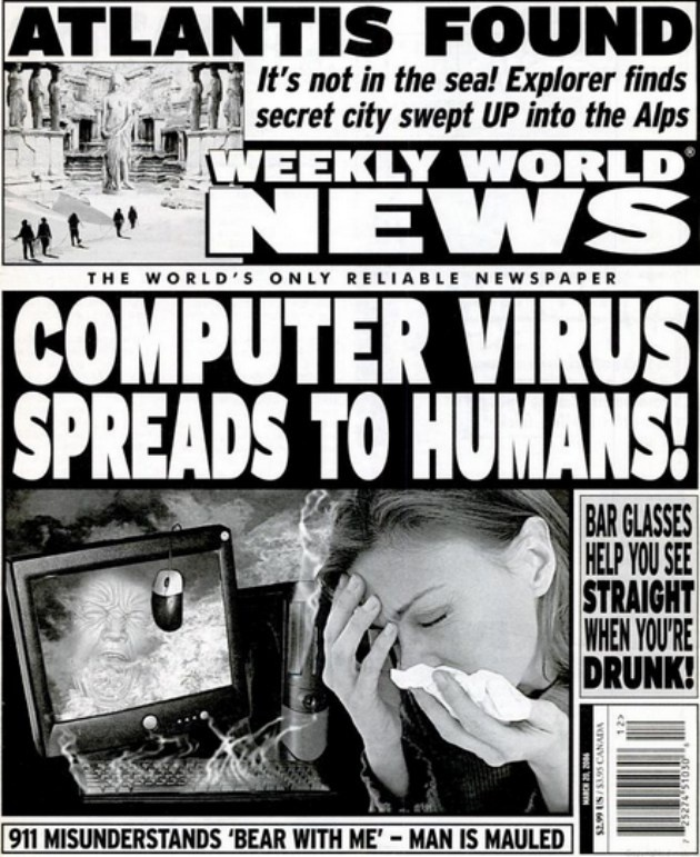"""Weekly World News 