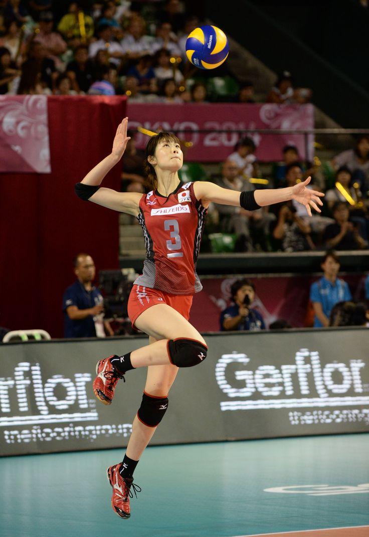 Saori Kimura of Team Nippon