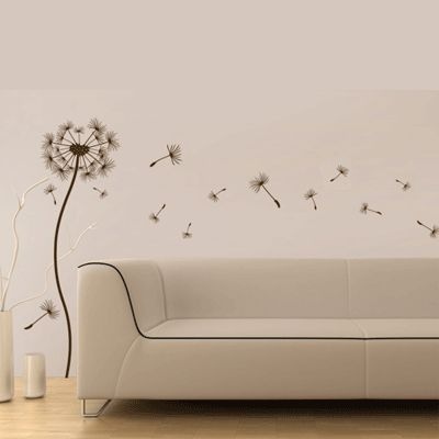 24 best Estans♥Woonkamer muurstickers images on Pinterest   Flora ...