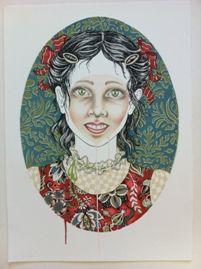 Julie Nord - Litografier