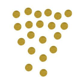 Wall Stickers Pack - Gold Spot