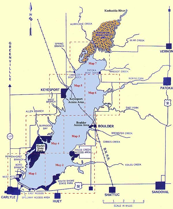 Best Illinois State Parks Images On Pinterest Illinois State - Illinois state map with towns