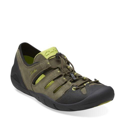 Mens Sandals Clarks Outfish Splash Mens Sandals Sandals Symbol Of The Brand