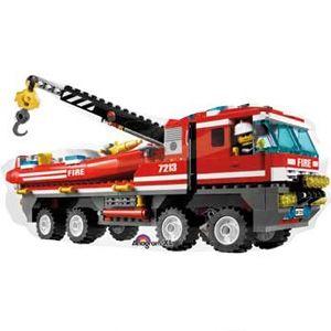Lego Fire Engine Shape