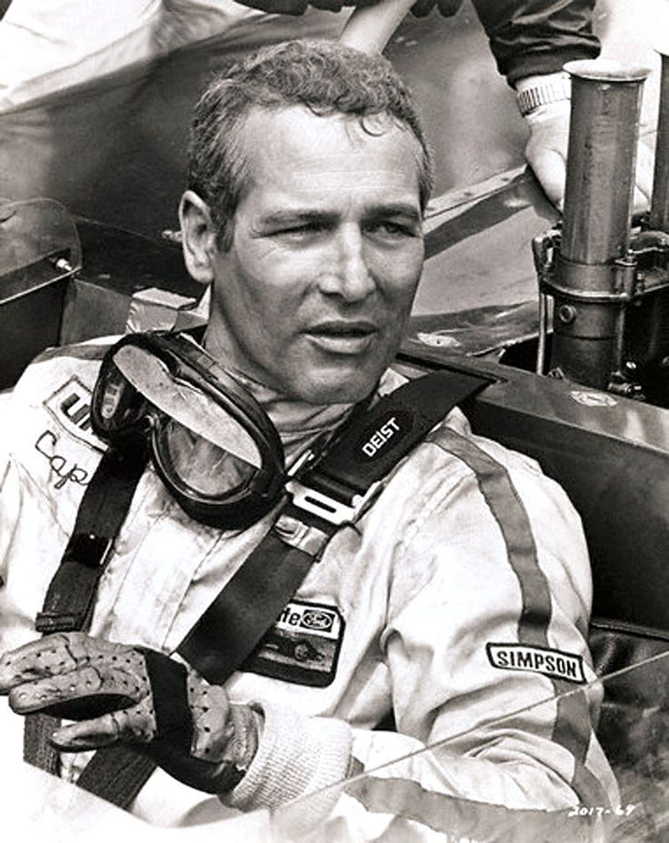 """During an interview many years ago, famous racing driver Mario Andretti was quoted as saying """"Paul Newman was one of us"""". That's a hell of an accolade..."""