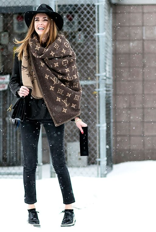 Polar vortex blues? Learn how to do winter chic like a New Yorker, Buro 24/7 Australia