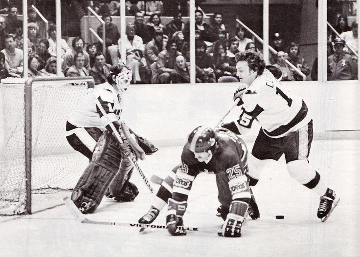 New England Whalers vs. Toronto Toros, WHA. (With images