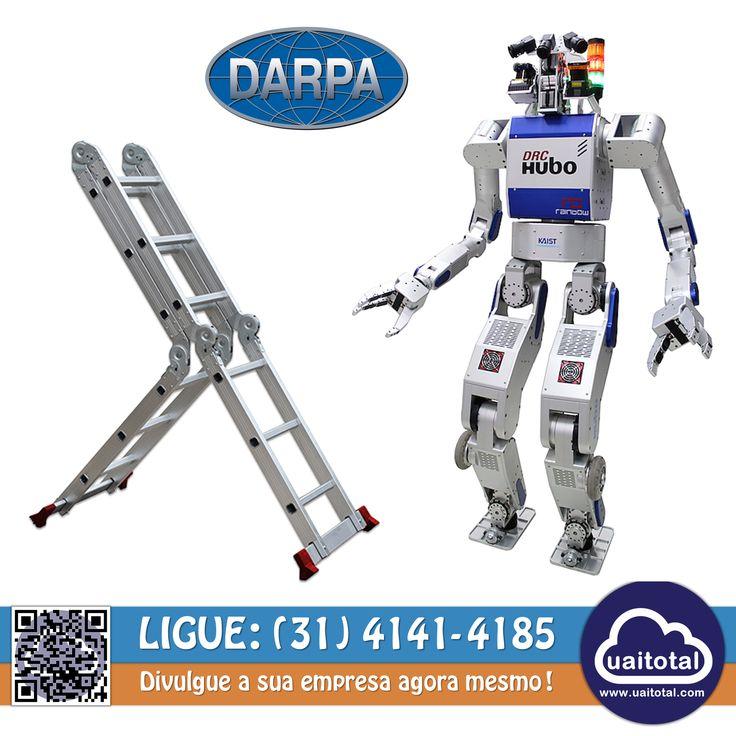 Uma equipe da Coreia do Sul venceu o Desafio de Robótica promovido pela DARPA que testava as habilidades dos robôs para realizar oito atividades cotidianas de seres humanos, como abrir portas, subir escadas, girar válvulas e até dirigir veículos.   Visite a nossa página e conheça nossos projetos:www.uaitotal.com