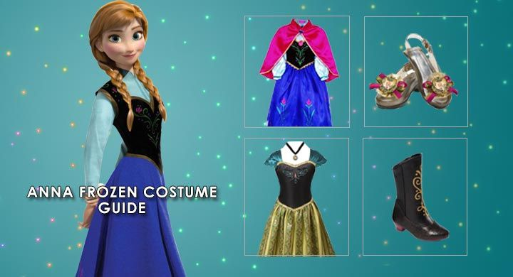 The stylish Anna Costume guide is designed for both kids and adults. You can get the Coronation and Travelling costume both at the same place. Read more...