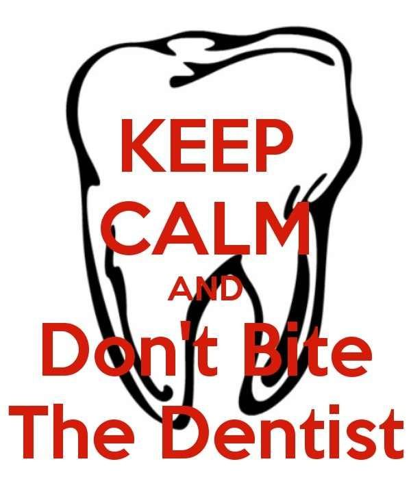 Wonder if Bauer and Howards Dental Office in Hastings ever has this happen! Love my Hygienist! Thanks for all the Complements Janelle and Melinda Sullivan.