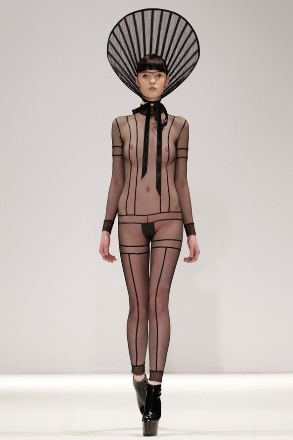 no wonder young women don't understand how to dress with dignity    Pam Hogg