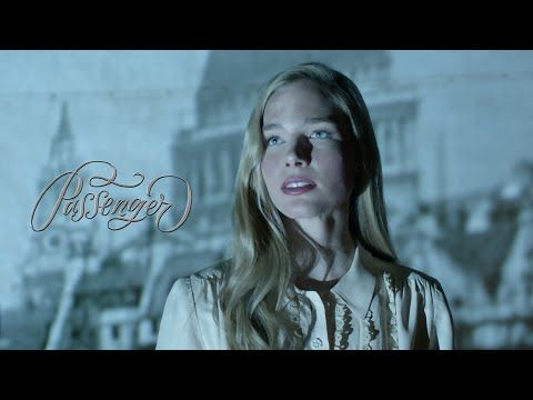 PASSENGER by Alexandra Bracken (1.5.16) - YouTube